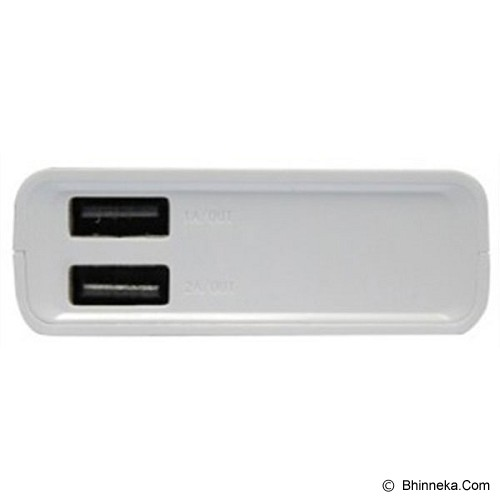 CHANGHONG Powerbank iPower 13000mAh [CH13] - White - Portable Charger / Power Bank